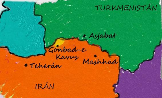 turkmen sahra