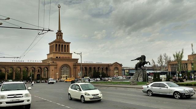 estacion,yerevan