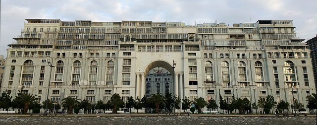 edicifio neoclásico Batumi, Georgia