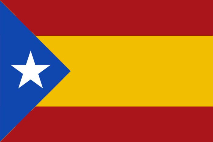 bandera independentista española